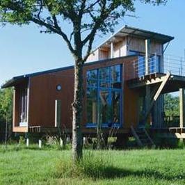 Le bois dans la construction vu par un architecte berrichon
