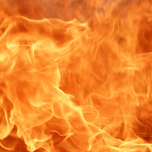 Le bois fait de la résistance face au feu