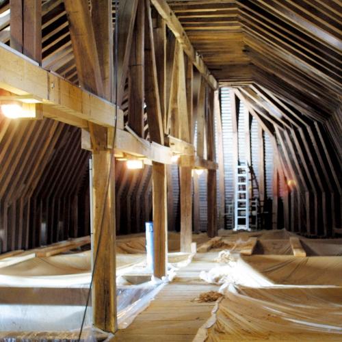 Le matériau bois présente d'excellentes propriétés mécaniques