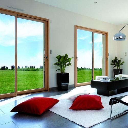 Les baies vitrées en bois: parfait allié pour des fenêtres isolantes