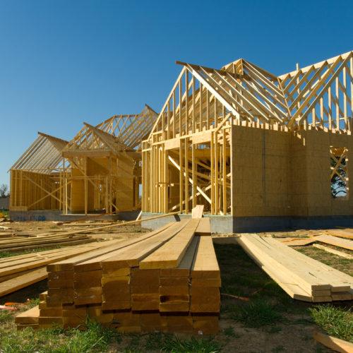 Le charpentier : les métiers du bois